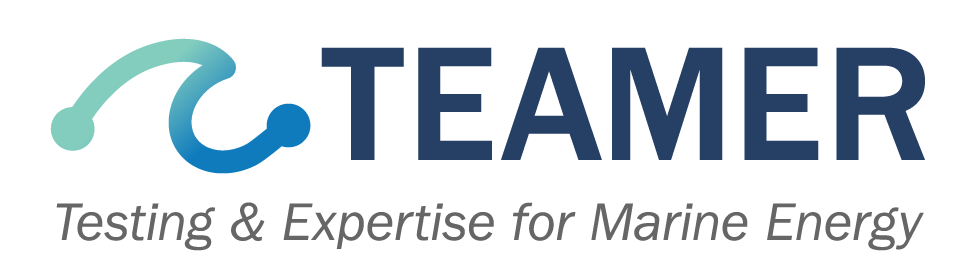 TEAMER Testing and Expertise for Marine Energy